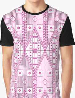 1920's pattern Graphic T-Shirt