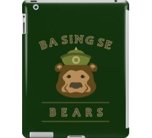 Ba Sing Se Bears iPad Case/Skin