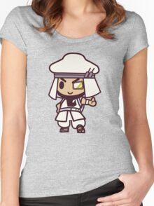 Chibi Rashid Women's Fitted Scoop T-Shirt