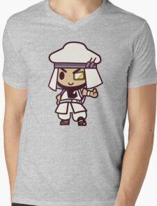 Chibi Rashid Mens V-Neck T-Shirt