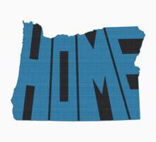 Oregon HOME state design Kids Clothes