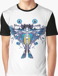 Birdterfly rider Graphic T-Shirt