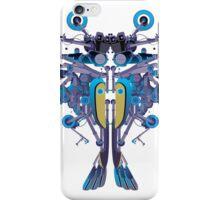 Birdterfly rider iPhone Case/Skin