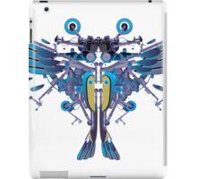 Birdterfly rider iPad Case/Skin