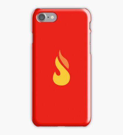 Pokemon Go - Fire Type iPhone Case/Skin