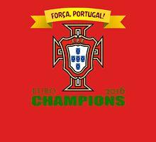 Euro 2016 Football - Team Portugal Unisex T-Shirt