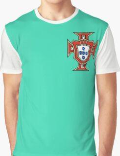 Euro 2016 Football - Team Portugal Graphic T-Shirt