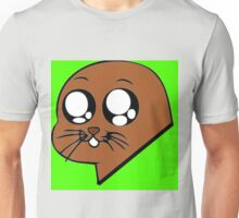 Adorable Seal we rule the world seals Unisex T-Shirt