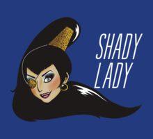 SHADY LADY - Shade: The Rusical by shamshel