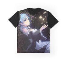Re:Zero kara Hajimeru Isekai Seikatsu - Rem Graphic T-Shirt
