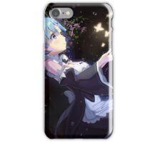 Re:Zero kara Hajimeru Isekai Seikatsu - Rem iPhone Case/Skin