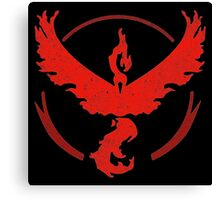 Team Valor Canvas Print