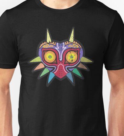 Majora's Mask (distressed) Unisex T-Shirt