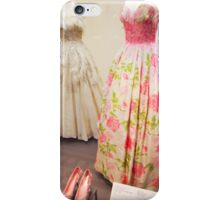 Stunning fashion at the V & A Museum iPhone Case/Skin