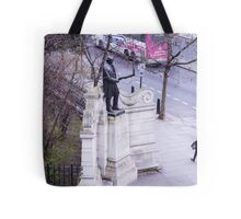 London and its statues Tote Bag