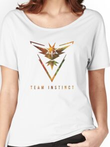 Team Instinct Women's Relaxed Fit T-Shirt
