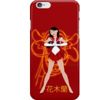 Mulan Sailor Scout iPhone Case/Skin