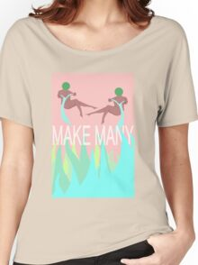 Make Many Women's Relaxed Fit T-Shirt