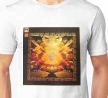 Hapshash & the Coloured Coat lp cover 1960's,psychedelic Unisex T-Shirt