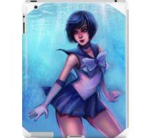 shine aqua illusion! iPad Case/Skin