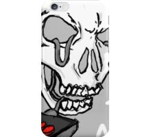 Game Over. Try Again? iPhone Case/Skin