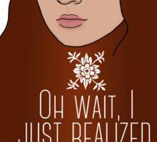 Sansa Don't Care Sticker