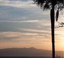 Sunrise at Lake Manyara, Tanzania by Sue Hawken