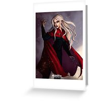 Manon Greeting Card