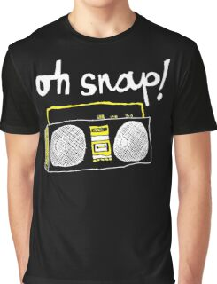 Oh Snap! Graphic T-Shirt
