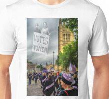 Modern Day Suffrage Unisex T-Shirt
