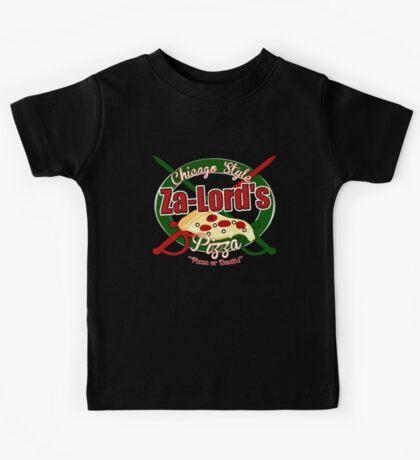 Pizza or Death! Kids Tee