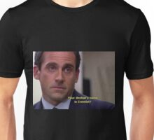 michael scott quote Unisex T-Shirt