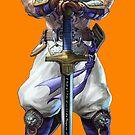 The Edgemaster of Soulcalibur V by sastrod8