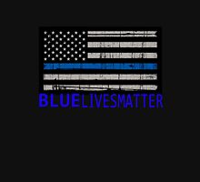 Blue Lives Matter Unisex T-Shirt