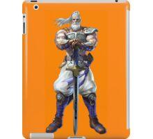 The Edgemaster of Soulcalibur V iPad Case/Skin