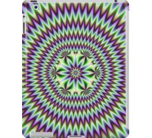 Floral Radiation iPad Case/Skin