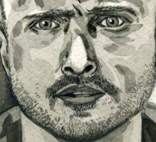 Jesse Pinkman from Breaking Bad  Sticker