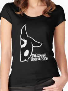Kindred Mask Women's Fitted Scoop T-Shirt