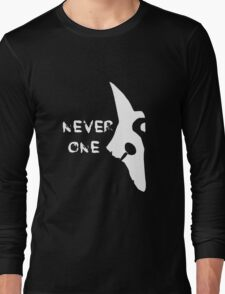 Kindred Mask Long Sleeve T-Shirt