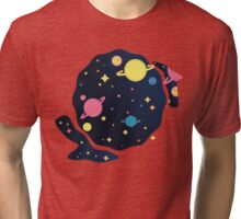 Black Hole Tri-blend T-Shirt