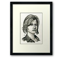 Skyler White from Breaking Bad  Framed Print