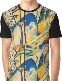 Abstract Kandinsky art Graphic T-Shirt