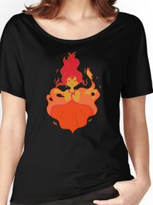 flame princess Women's Relaxed Fit T-Shirt