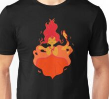 flame princess Unisex T-Shirt