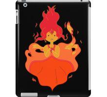 flame princess iPad Case/Skin