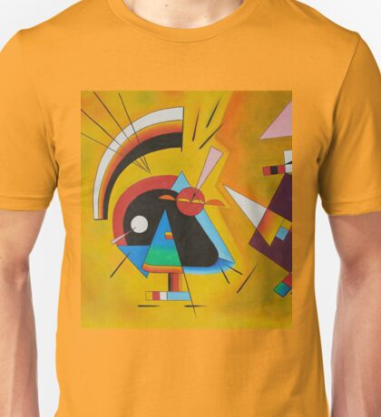 Abstract Kandinsky painting Unisex T-Shirt