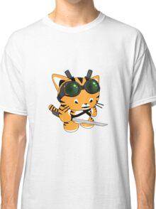 NEOTOKYO-Cyberpunk Samurai Classic T-Shirt