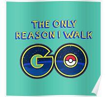 Pokemon Go! Poster