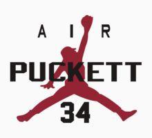 Kirby Puckett - Air Puckett Kids Tee