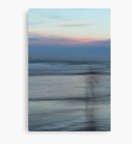 The Sea Sings My Name Canvas Print
